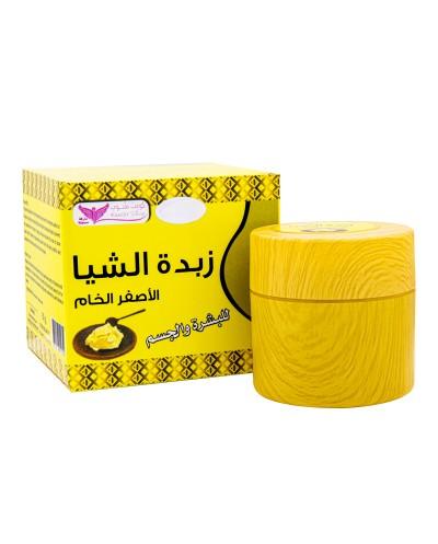 Yellow Shea butter Row 50g