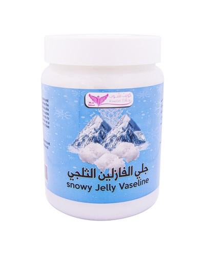 Snowy Jelly Vaseline
