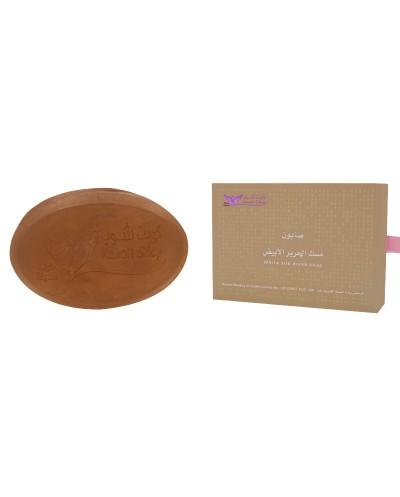 Silk musk soap