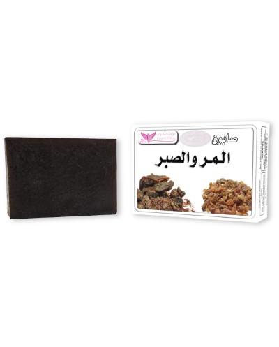 Myrrh and Aloe Vera soap