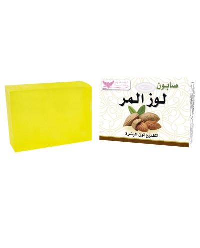 Bitter almond soap