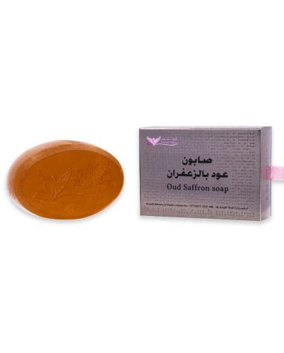 Oud with saffron soap