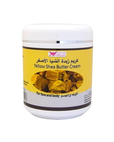 Yellow Shea Butter Cream