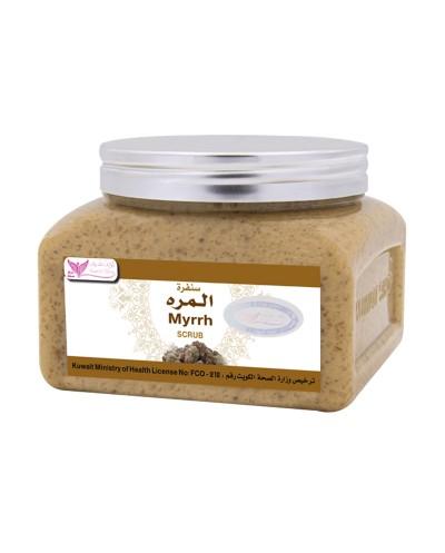 Myrrh Scrub