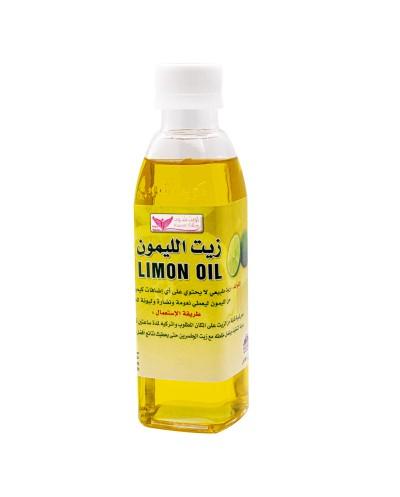 Lemon oil for body