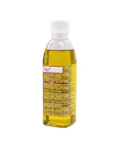 Sesame oil for body