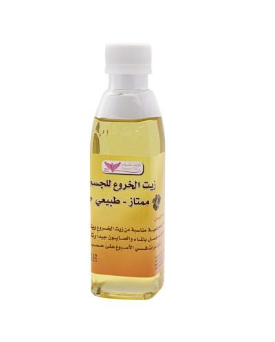 Castor oil for body