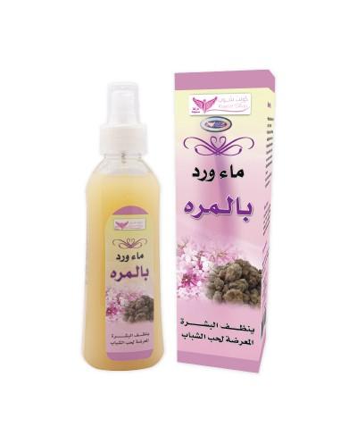 Rose water with Myrrh
