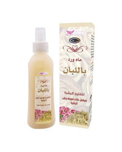 Rose water with frankincense