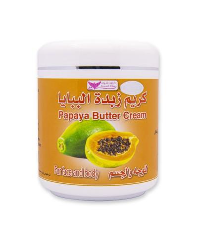 Papaya butter cream